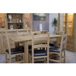 Ruby Small Extending Dining Table - 1 leaf