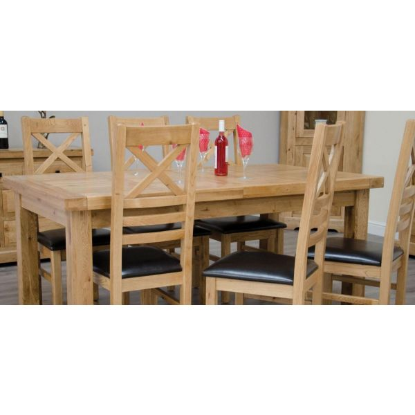 Betsy Table with Crossley Chairs