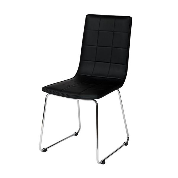 Enzo Black Dining Chair