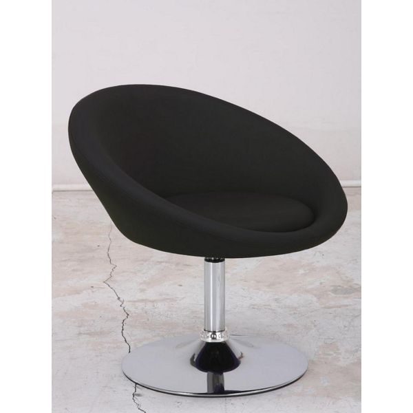 Halo Black Chair