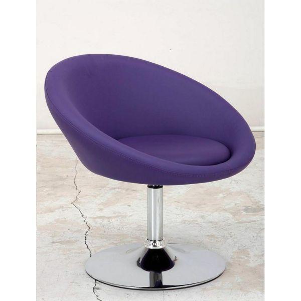Halo Purple Chair