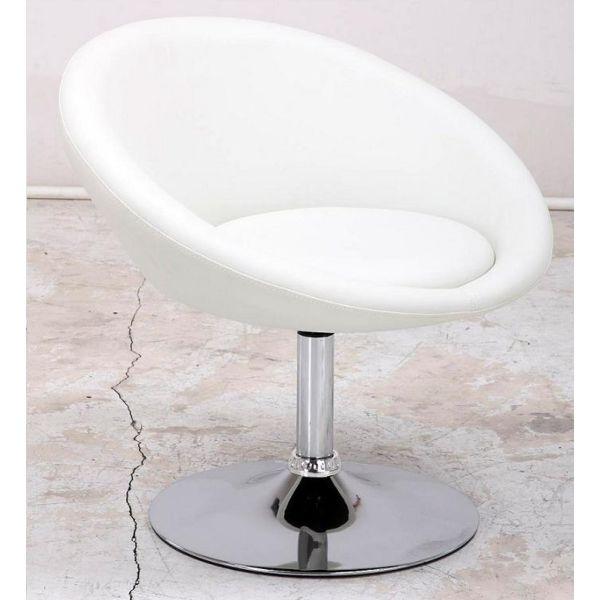 Halo White Chair