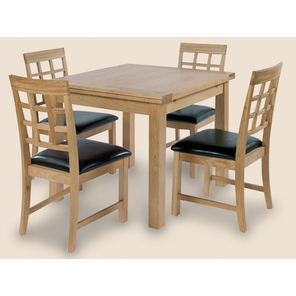 Hudson Dining Set - table closed