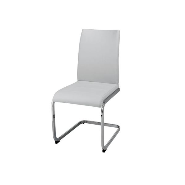 Mobo White Chair