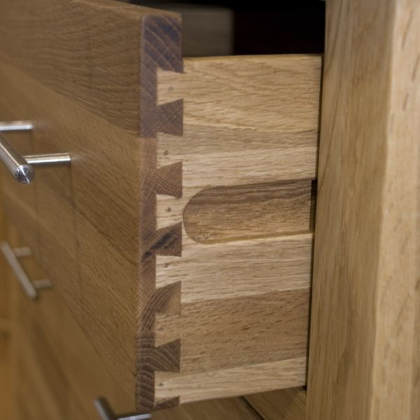 Traditional Dovetail Joint